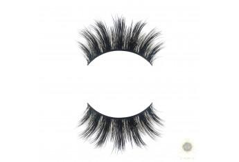 Mink Eyelashes 7D -...