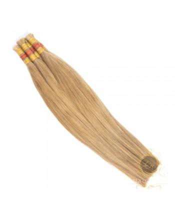 Włosy proste cięte ciemny...
